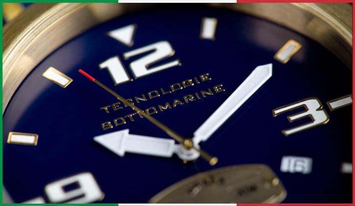 orologi automatici italiani